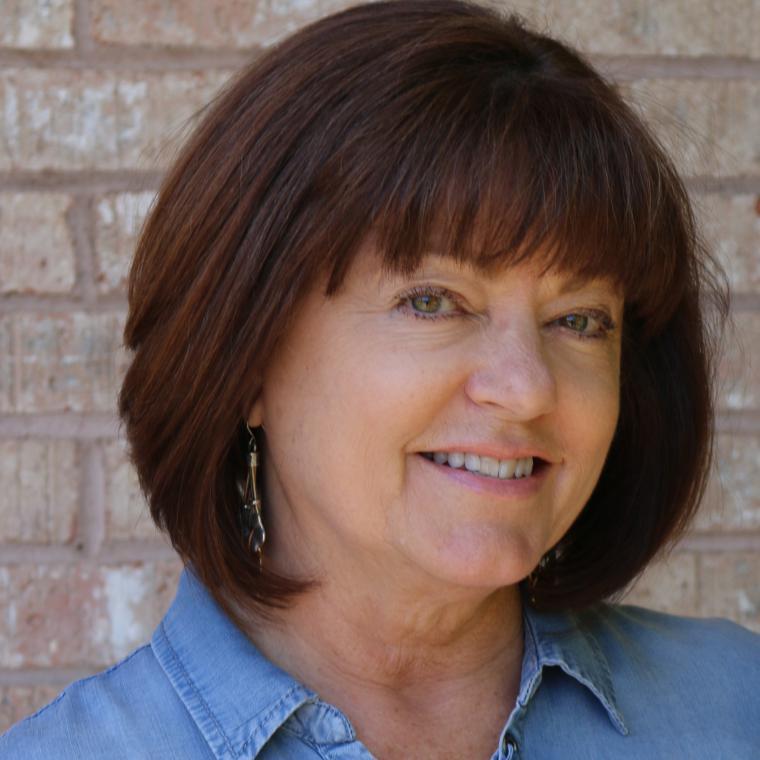 Pam Justice, Arizona Project WET Program Coordinator, Sr., Maricopa County Cooperative Extension, Portrait Photo